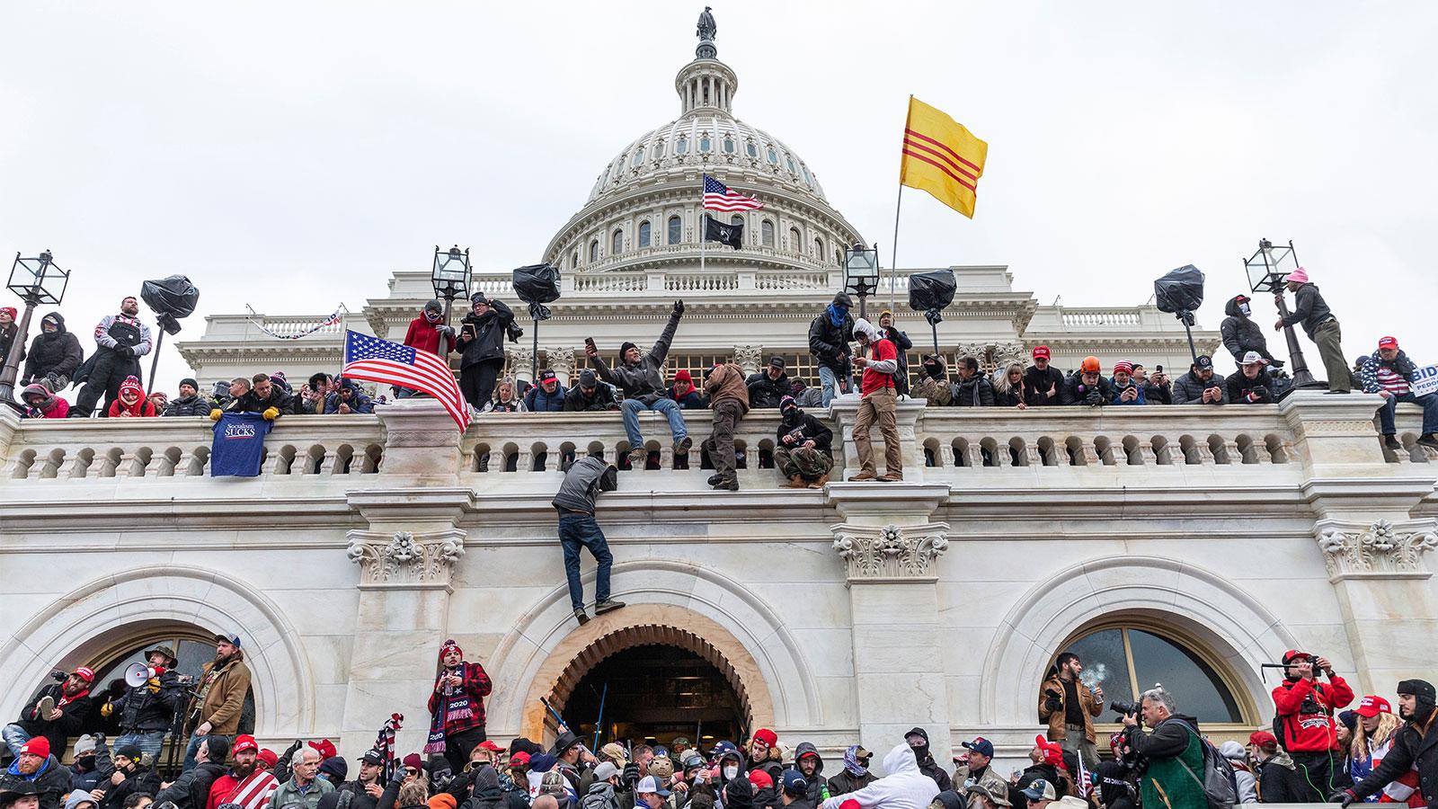 Invasion of the U.S. Capitol