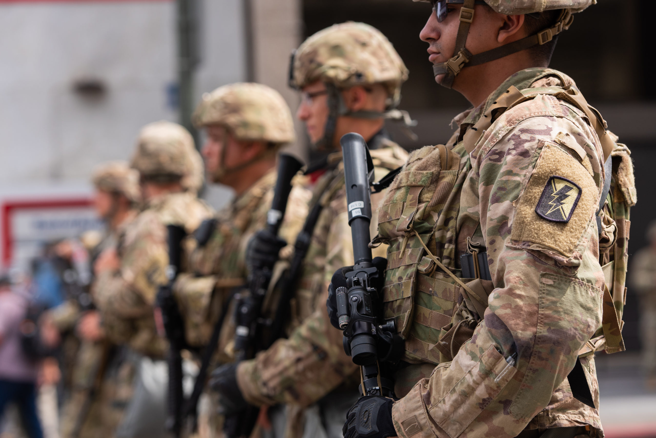 Private Armies Attack the Rule of Law